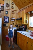 Emily in the Kitchen
