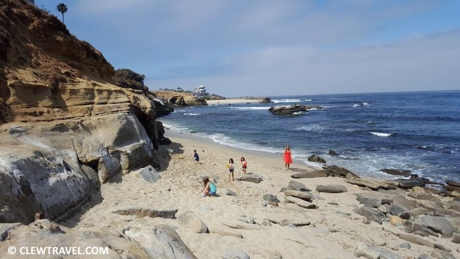 la_jolla_cove_beach_alone