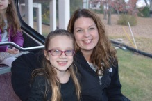 Emily and Aunt Lisa