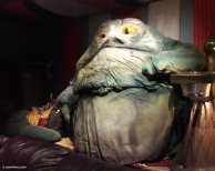 Jabba the Hut decoration