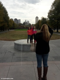 Behind the scenes of picture taking....
