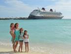 Disney Cruise Day 7 / Castaway Cay / 2017-01-27