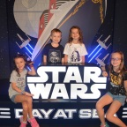 Disney Cruise Day 6 / Star Wars Day at Sea / 2016-01-26